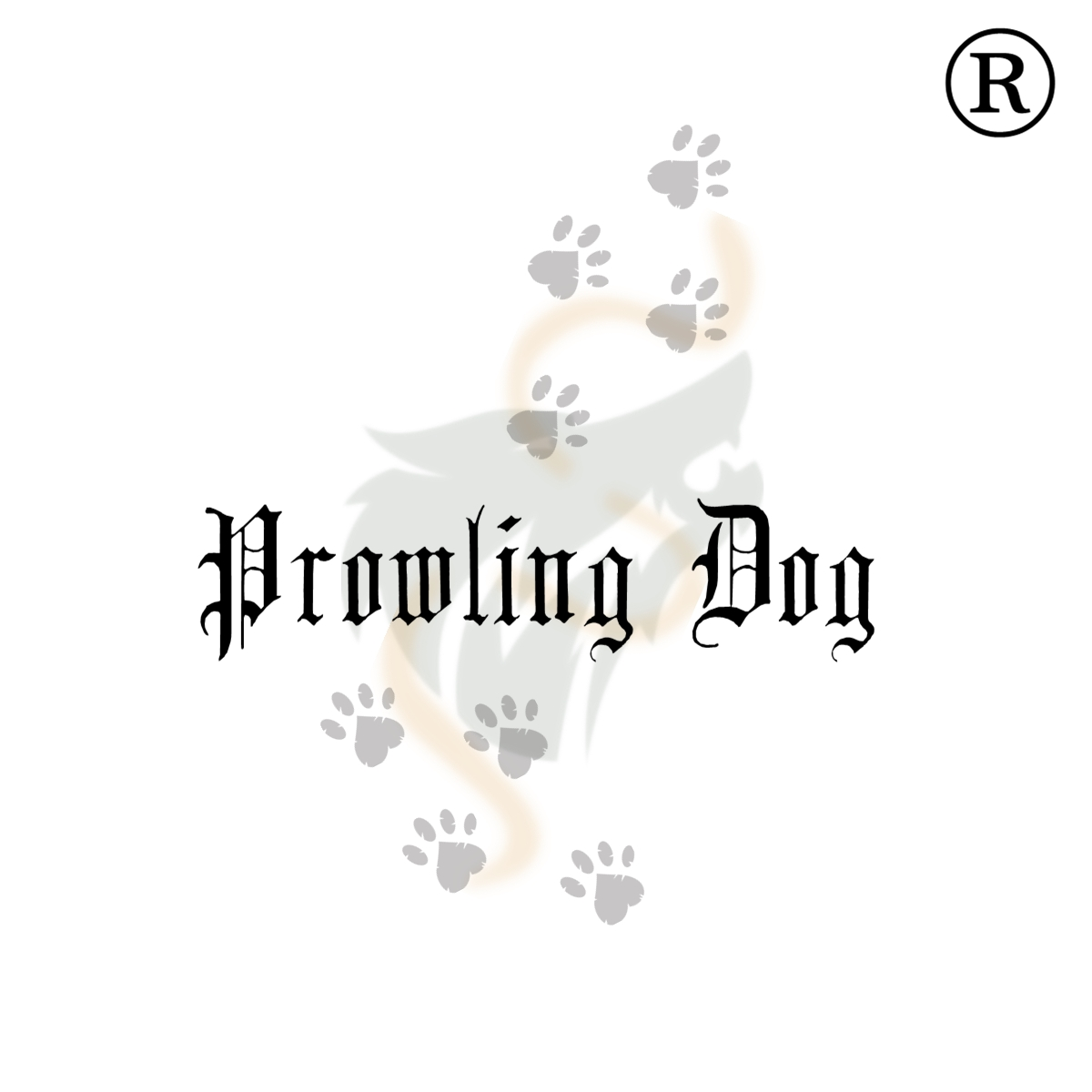 Prowling Dog