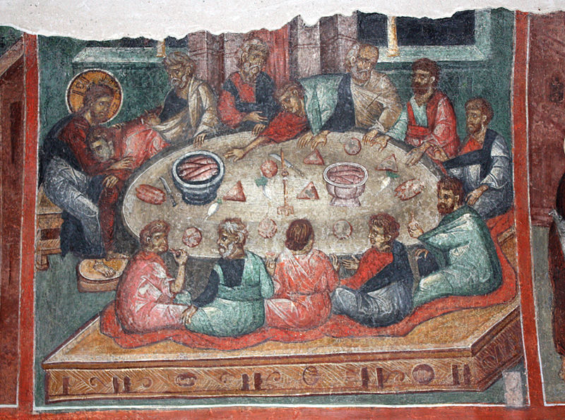 Last-supper-from-Kremikovtsi