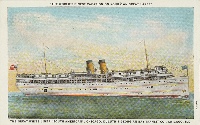The_Great_White_Liner_-South_American--_Chicago-_Illinois-_circa_1915-1930