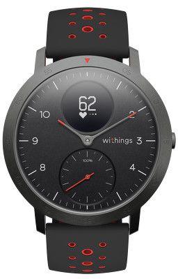 steel-hr-sport-40b-silicone-wristband-40-black-red-slate-grey