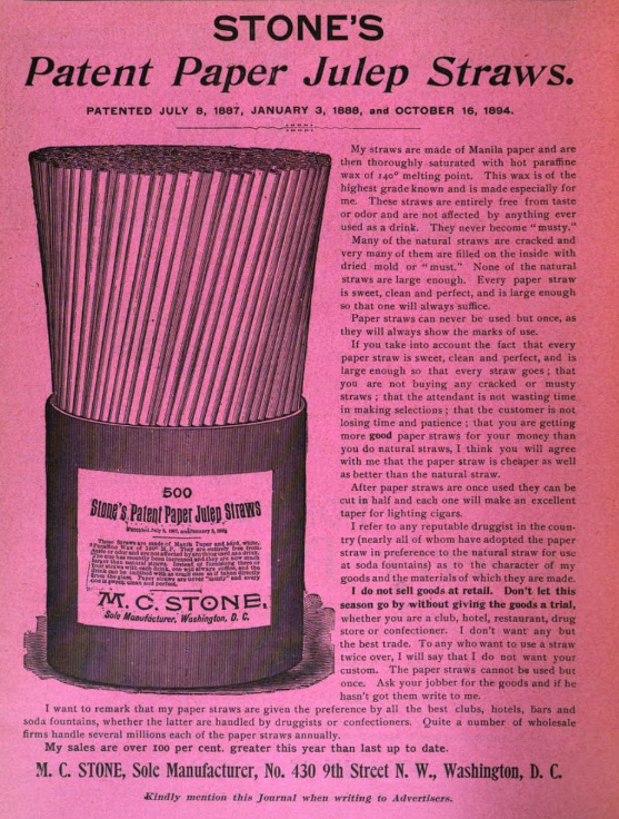 Advertisement_for_Stone_Julep_Straws