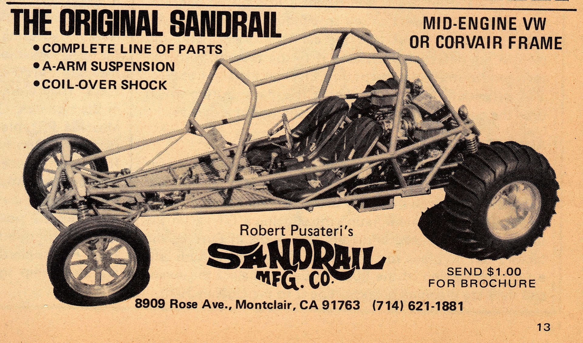 Sandrail_frame_advertisement_circa_1978_Sandrail_Mfg_Co