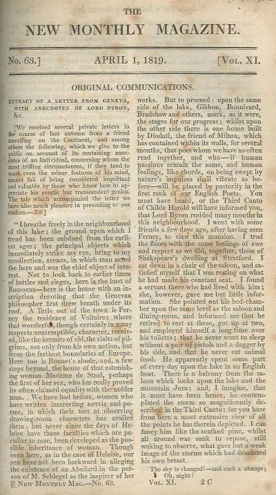 The_Vampyre_New_Monthly_Magazine_1819