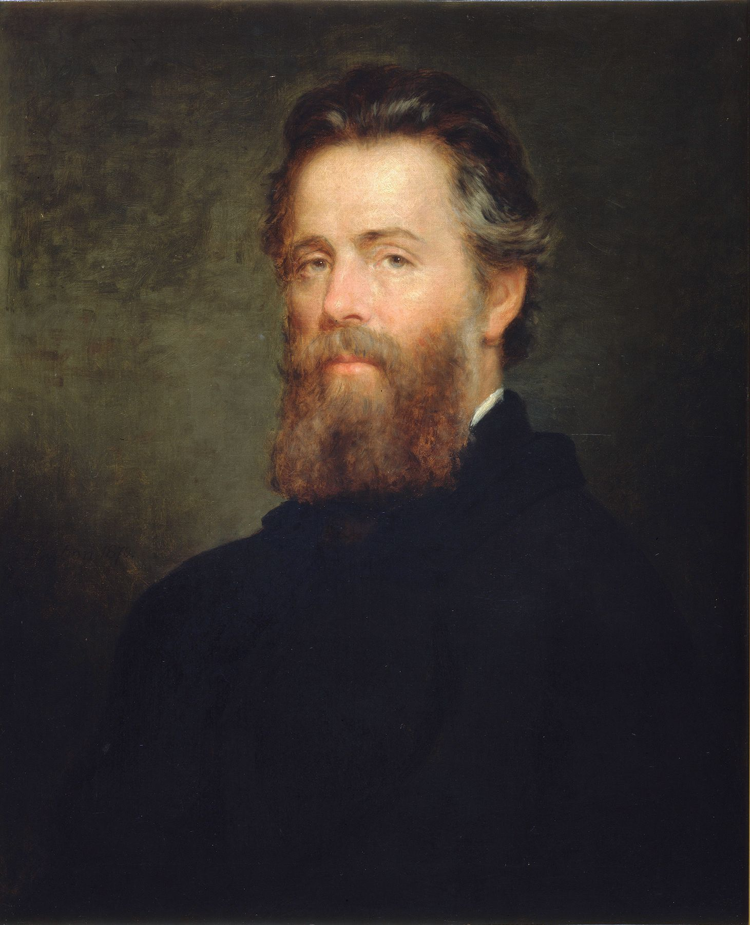 Herman_Melville_by_Joseph_O_Eaton